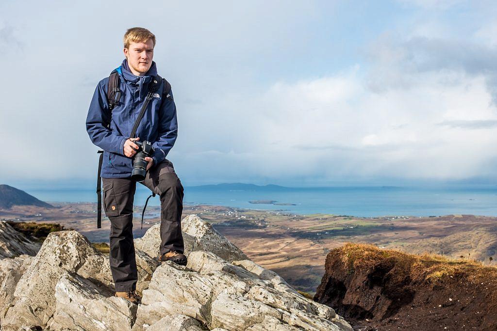 Als Fotograf in Irland ohne Wald
