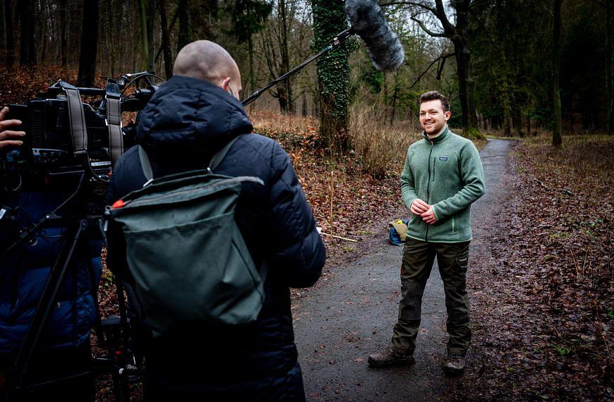 Neues von Forst erklärt: Wir waren im Fernsehen!
